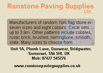 Ranstone Paving Supplies