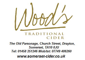 Woods Traditional Cider