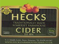 Hecks Farmhouse Cider